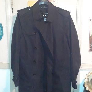 Coach trench coat lg
